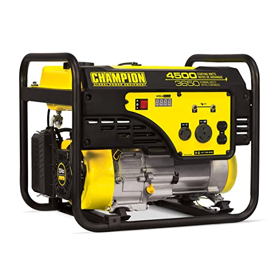 Champion 3650-Watt RV Ready Portable Generator (CARB)