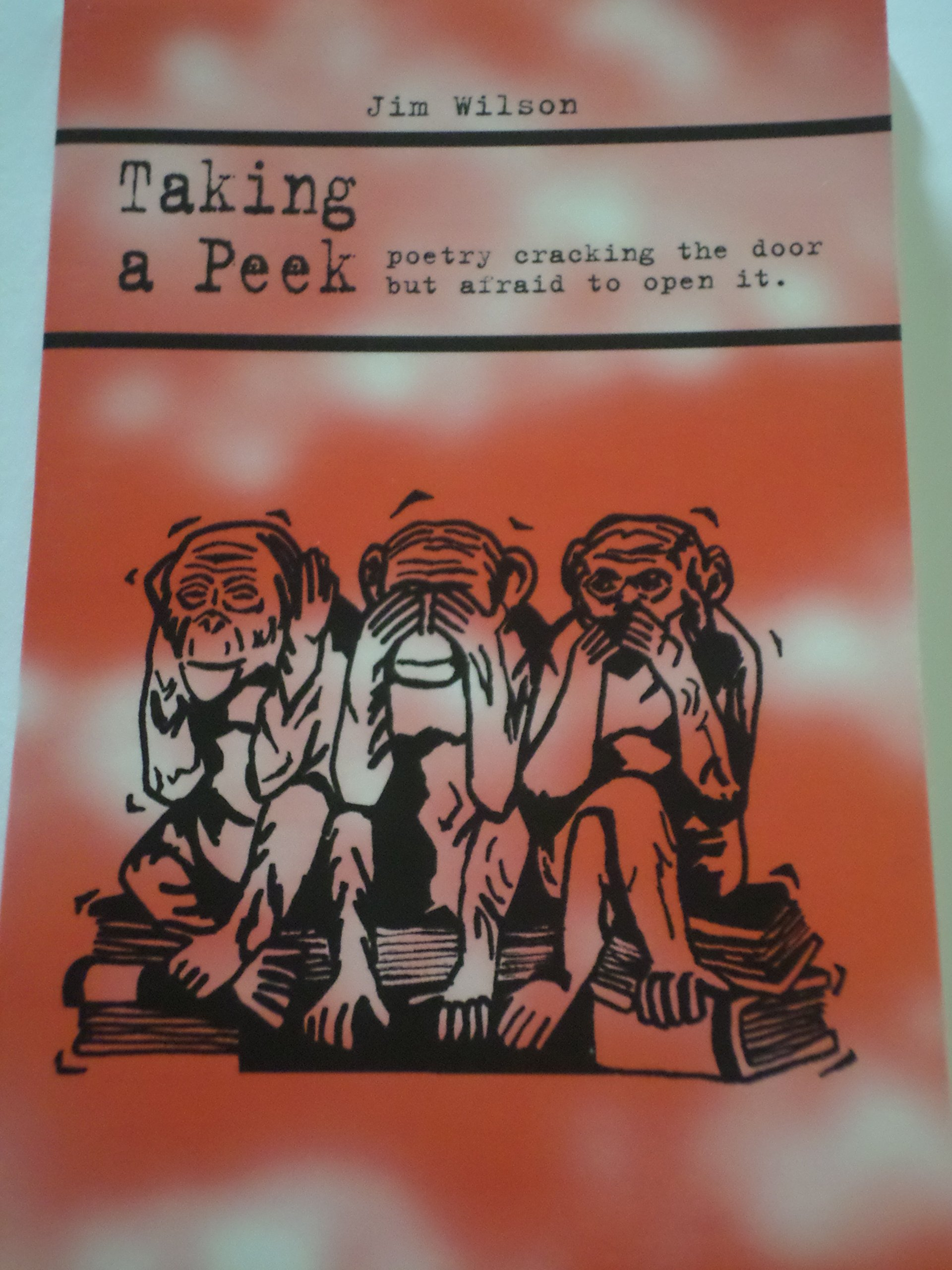 Download Taking a Peek: Poetry Cracking the Door but Afraid to Open It ebook