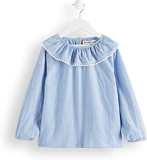 Marchio RED WAGON Jeans Bambina con Rouches