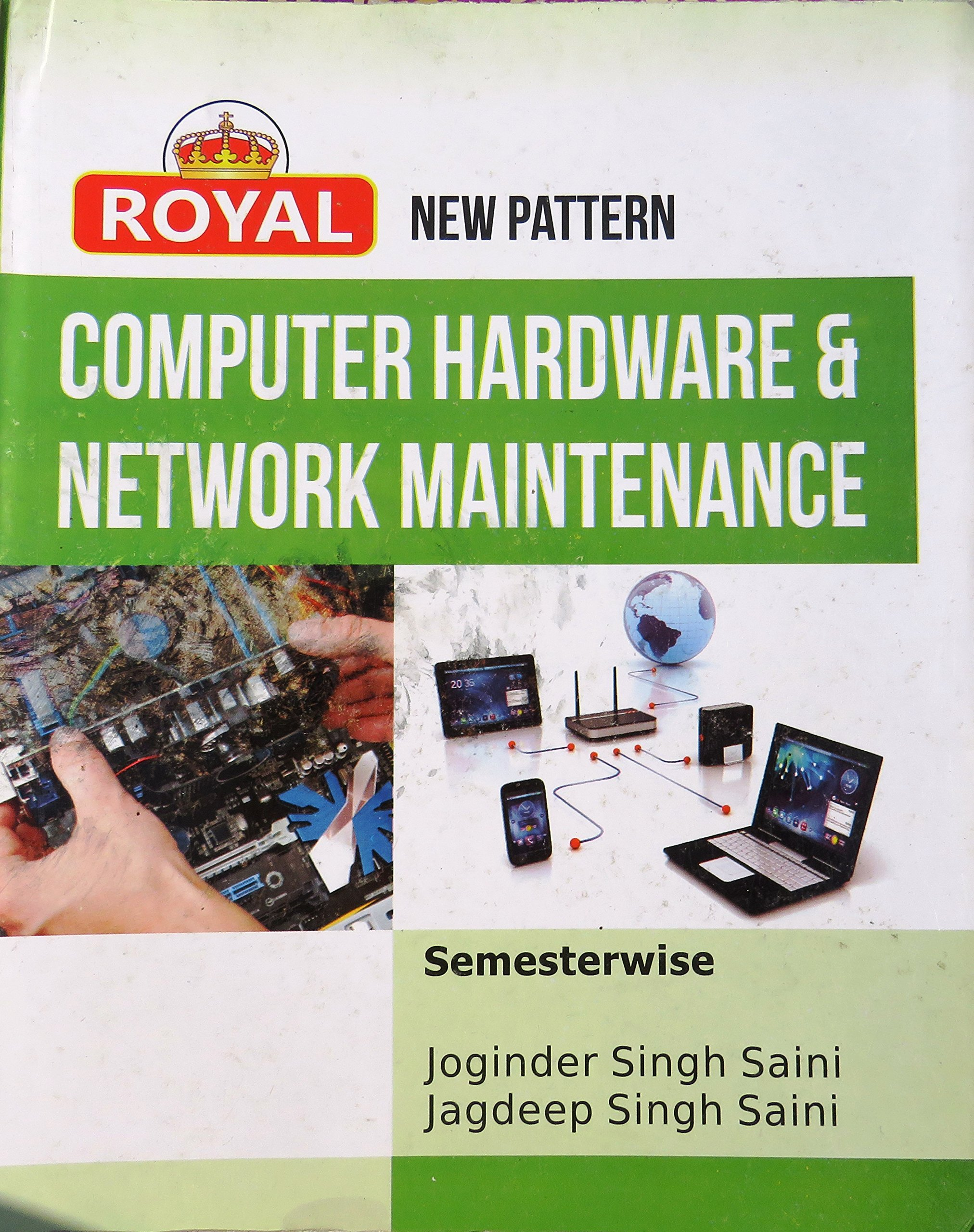 Madison : Computer hardware and networking books in hindi