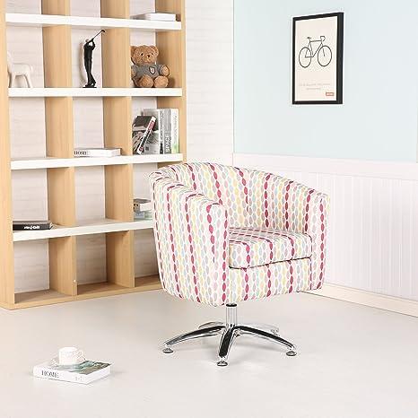 Premium Twist tela giratorio sillón de comedor salón oficina ...