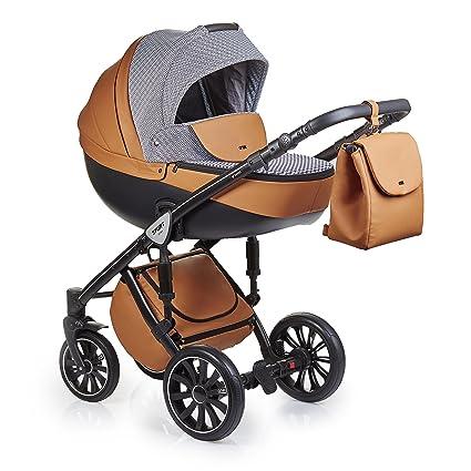 Combinado Travel System ANEX Deportes SP14 Buggy cochecito + Baby Carcasa Kite 0 – 13 kg