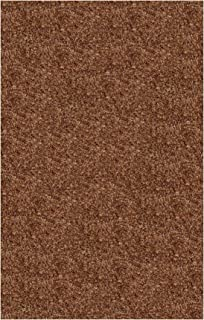 product image for Super Shag Area Rug Shaw Swag Collection Sunshine 2 Feet 6 Inches x 12 Feet.