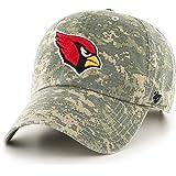 NFL Camo Officer '47 Clean Up Adjustable Hat