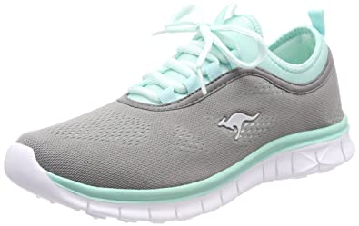 5bb2d60e4456 Kangaroos Unisex Adults  K-Run Neo Trainers  Amazon.co.uk  Shoes   Bags