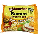 Maruchan Ramen Roast Chicken, 3.0 Oz, Pack of 24