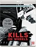 Kills on Wheels (2016) (Montage Pictures) Dual Format (Blu-ray & DVD)