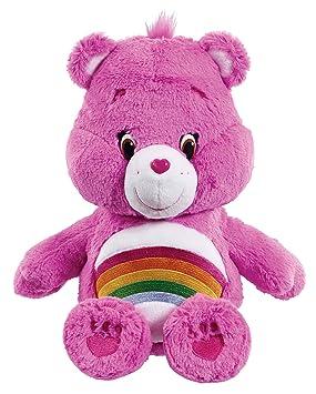 Care Bears Cheer - Osa de Peluche Alegrosita de Los Osos amorosos, con DVD (