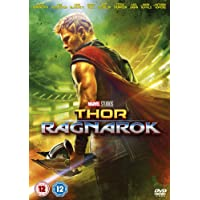Thor Ragnarok [DVD] [2017][Region 2]