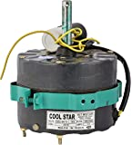 Coolstar Al1002 105-Watts Cooler Fan Motor (Grey)