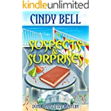 Suspects and Surprises (Dune House Cozy Mystery Series Book 6)