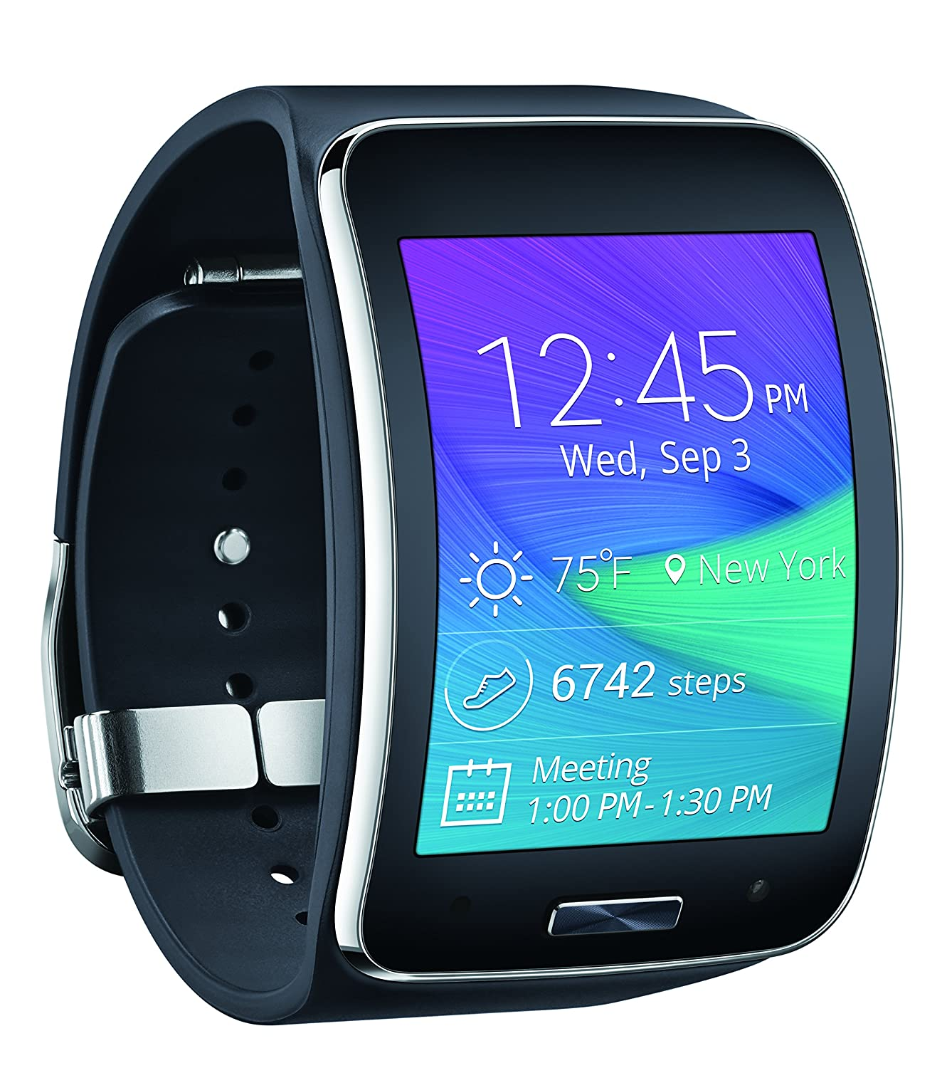 Samsung Galaxy Gear Smartwatch Spec