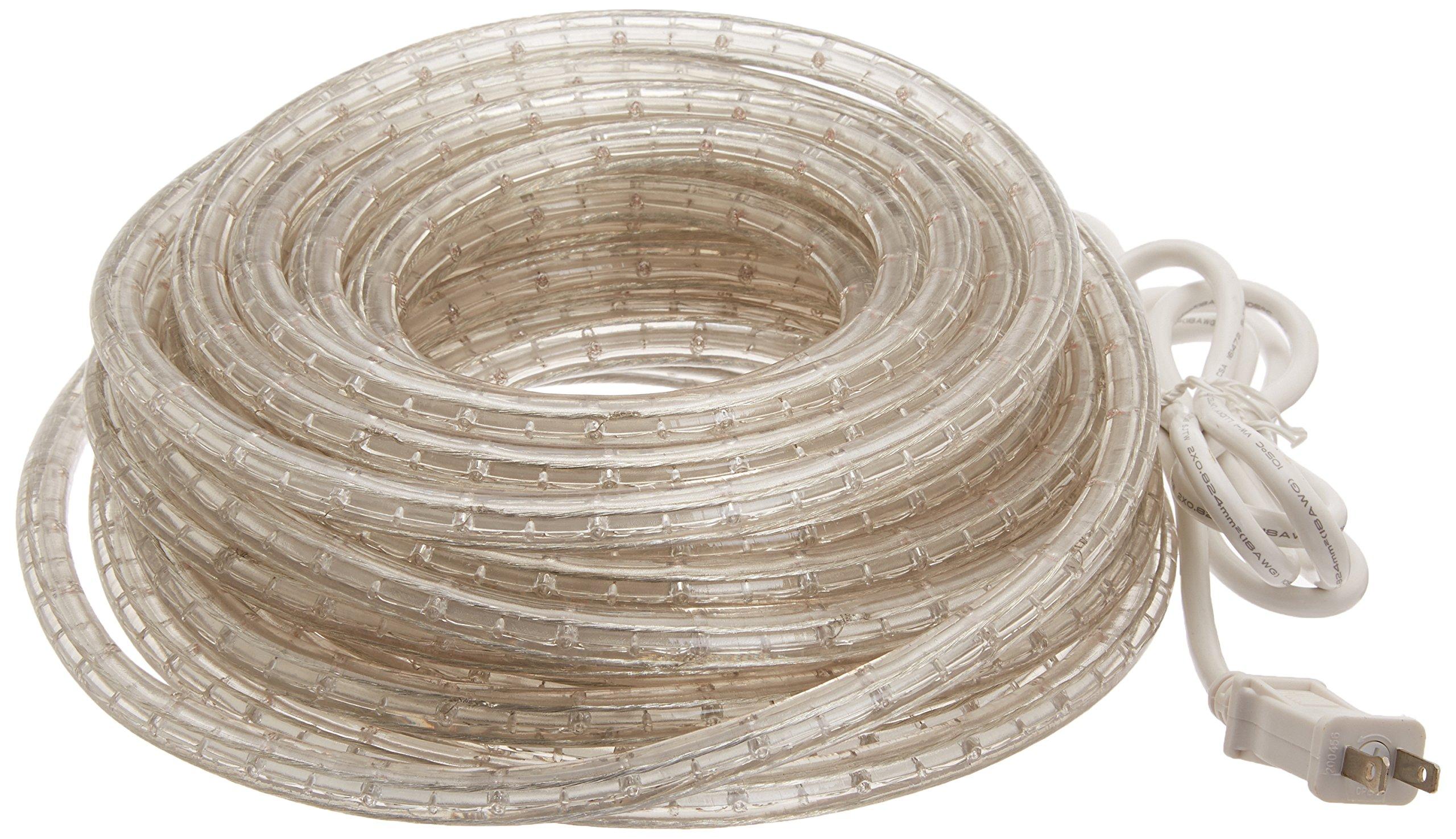 American Lighting 042-CL-50 Incandescent Rope Indoor/Outdoor Rated Light Kit, 50-Feet