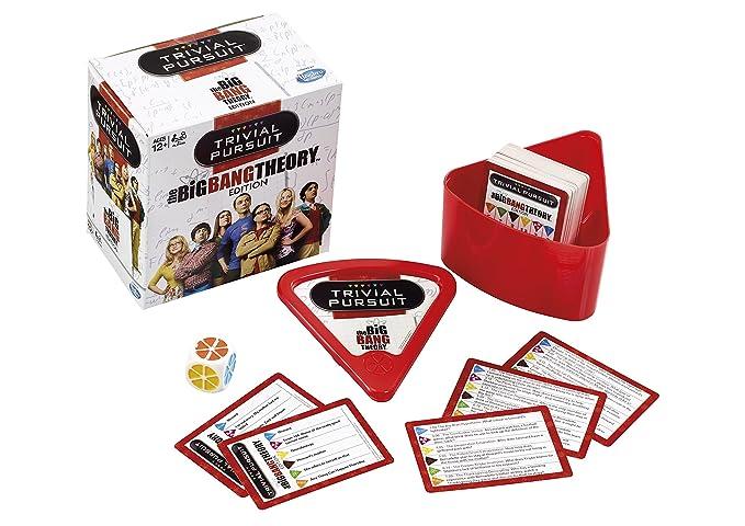 Kartenspiel Kartenspiele Trivial Pursuit Big Bang Theory Spiel Deutsch 2015