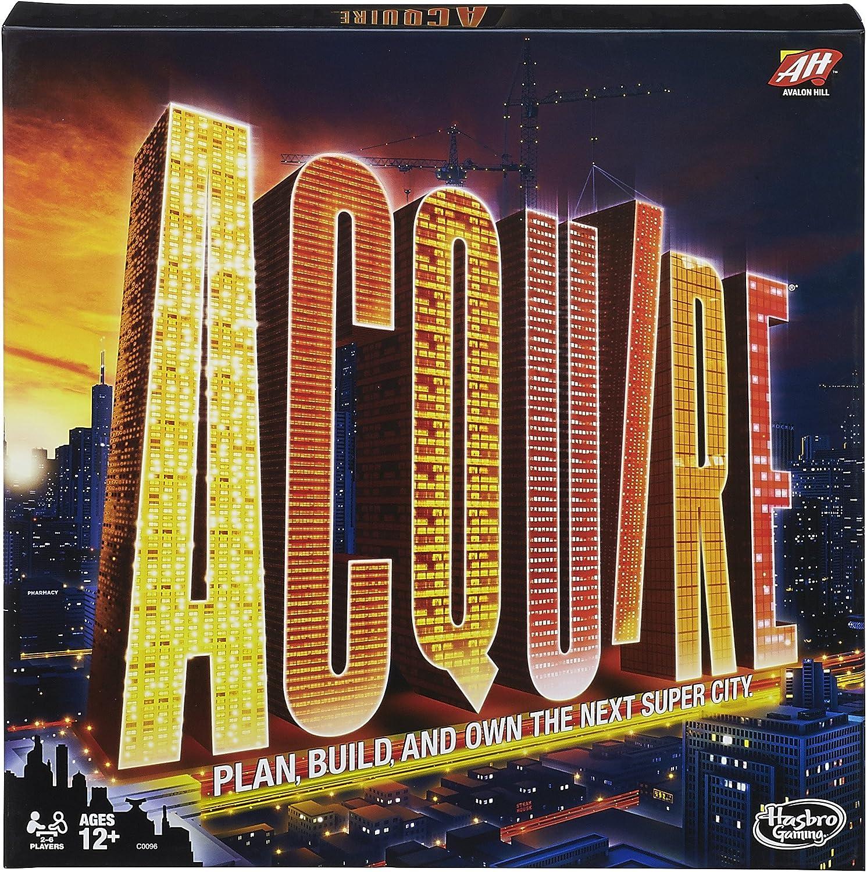 Avalon Hill - C0096 Acquire Revised (Inglés): Amazon.es: Juguetes y juegos