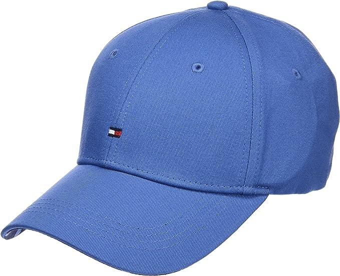 Tommy Hilfiger BB Cap Print Gorra de béisbol, Azul (Dutch Blue 484 ...