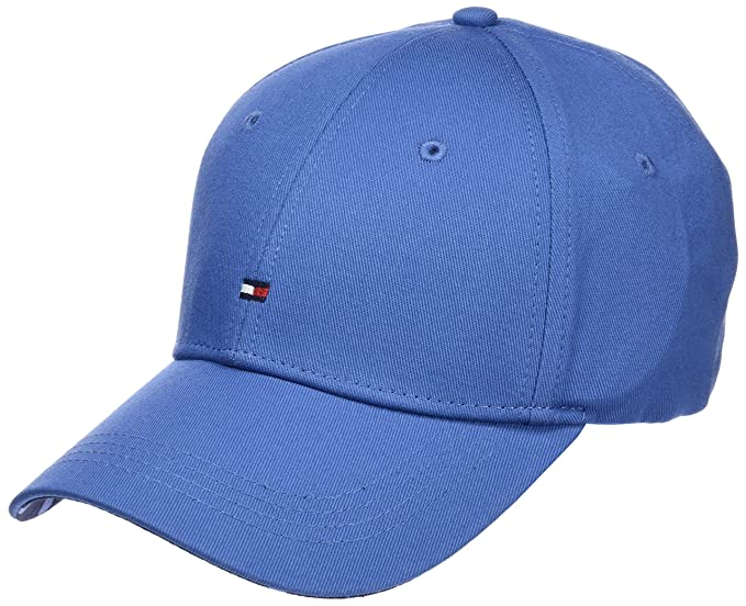 88863ba2 Tommy Hilfiger Women's Bb Print Baseball Cap, (Dutch Blue 484), One (Size:  OS): Amazon.co.uk: Clothing
