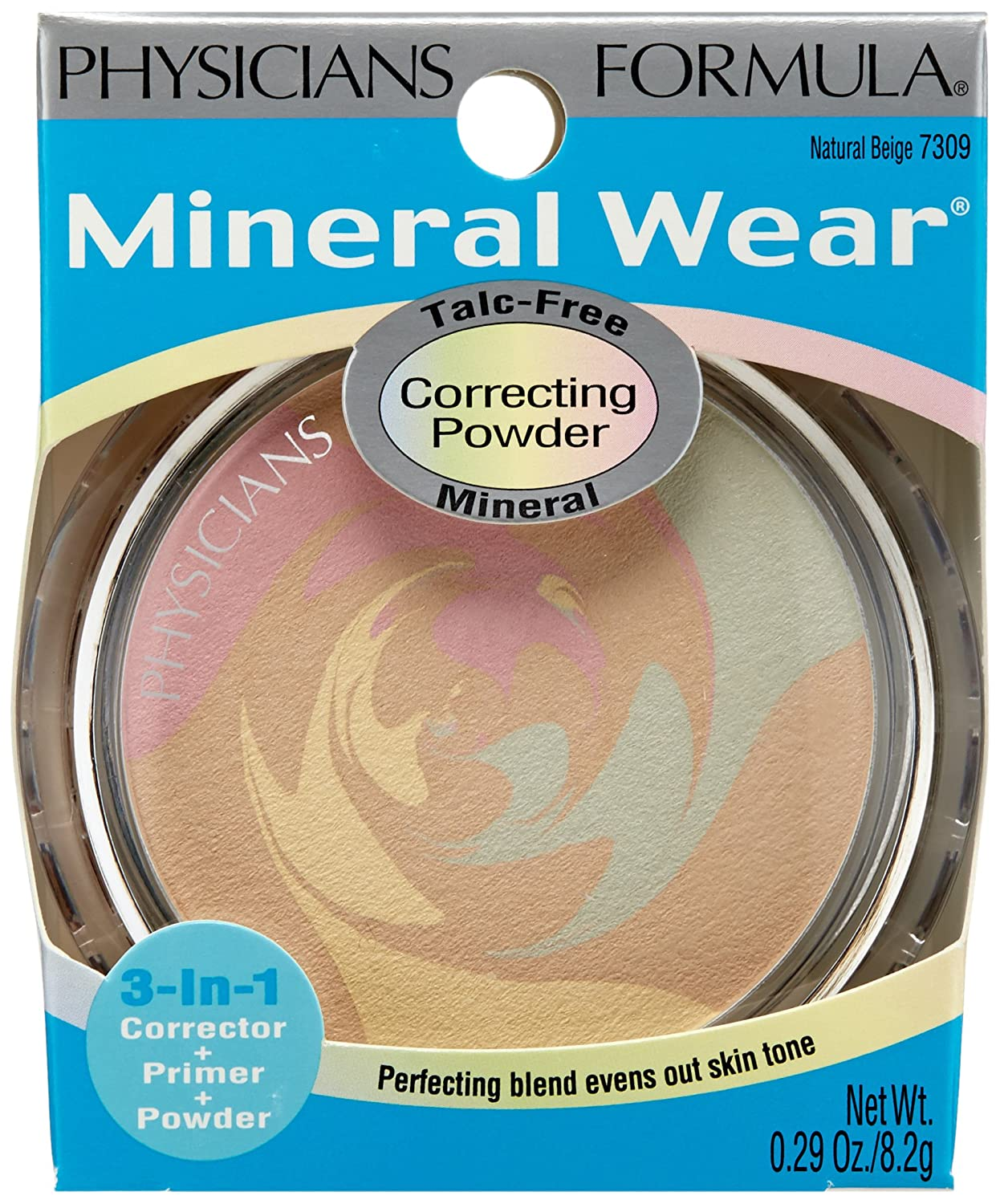 Mineral Wear Correcting Kit by Physicians Formula #16