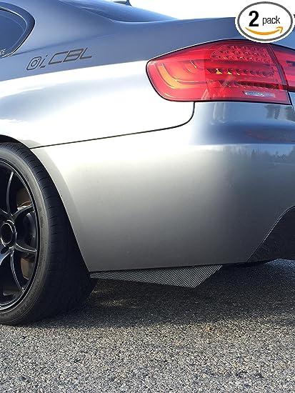 Rear Bumper Splitters Extension Fits Bmw Cf M3 335i 340i 328i E92 E90 E93 F30 F80 Bmw 07 18 3 Series