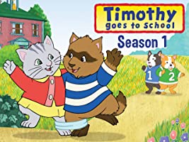 Timothy Goes to School Season 1
