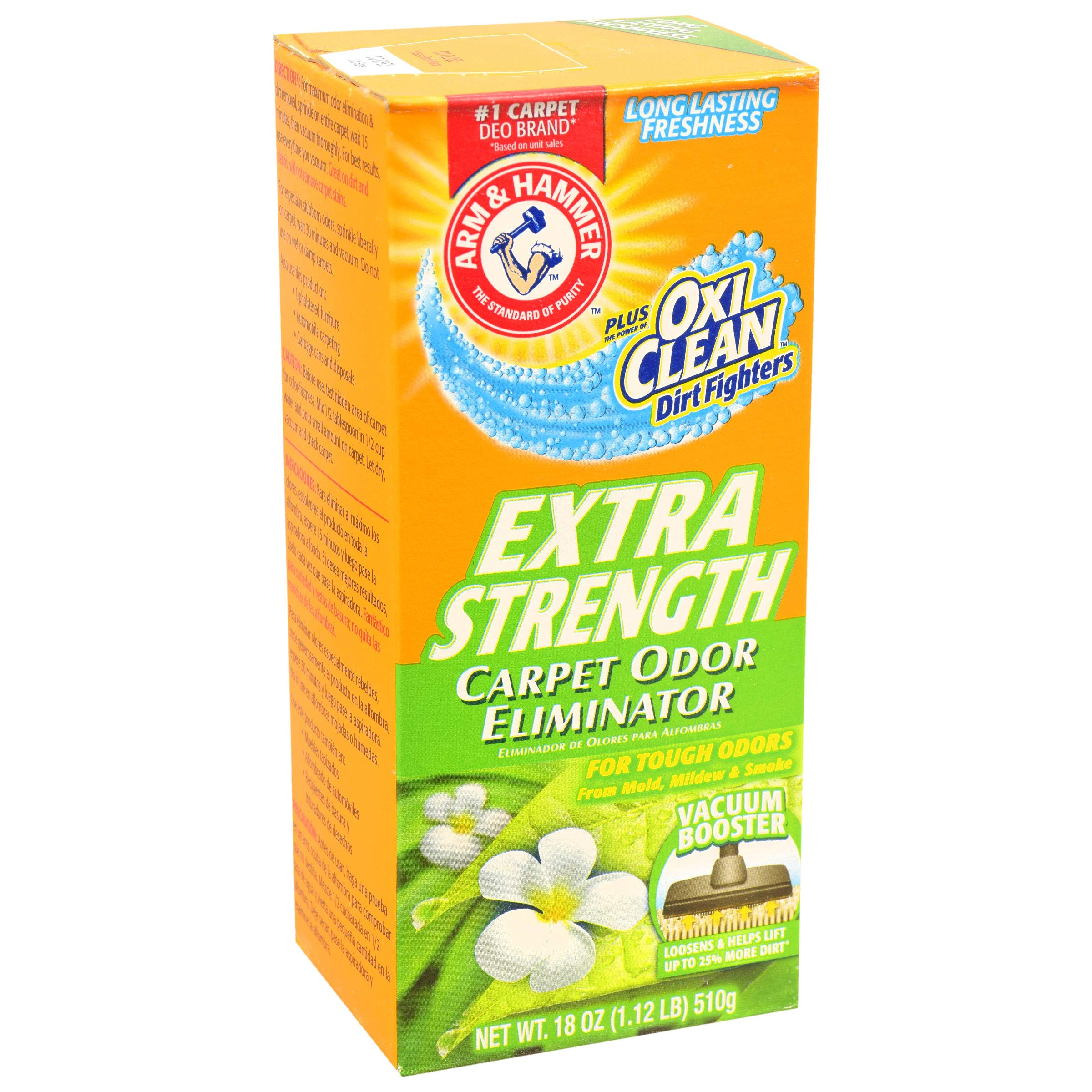 Arm & Hammer Extra Strength Carpet Cleaners (108 Oz) by Arm & Hammer