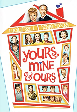 Amazon com: Yours, Mine And Ours '68: Lucille Ball, Henry