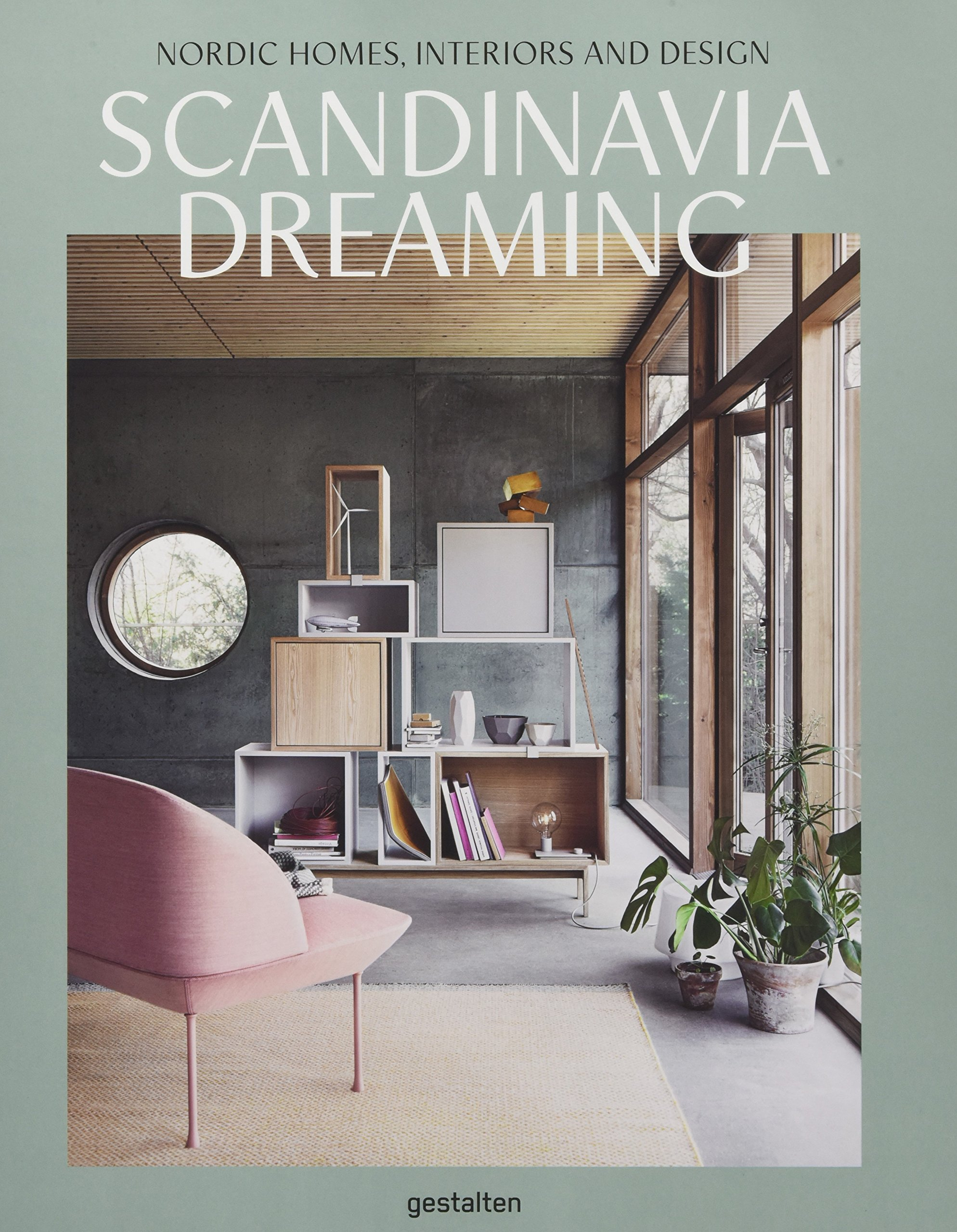 Amazon.com: Scandinavia Dreaming: Nordic Homes, Interiors and ...