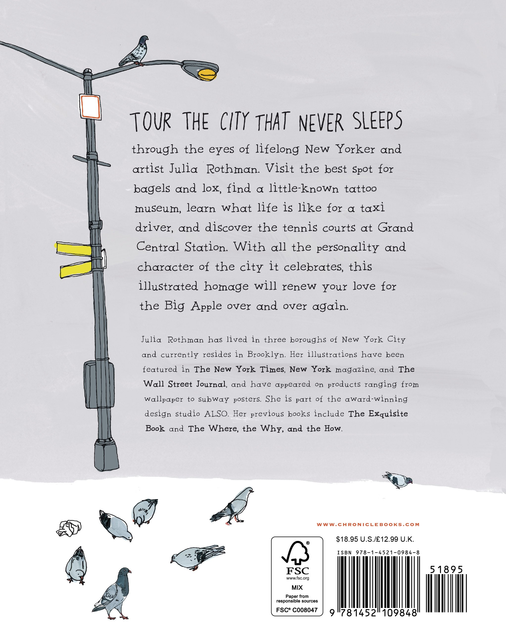Hello New York An Illustrated Love Letter to the Five Boroughs