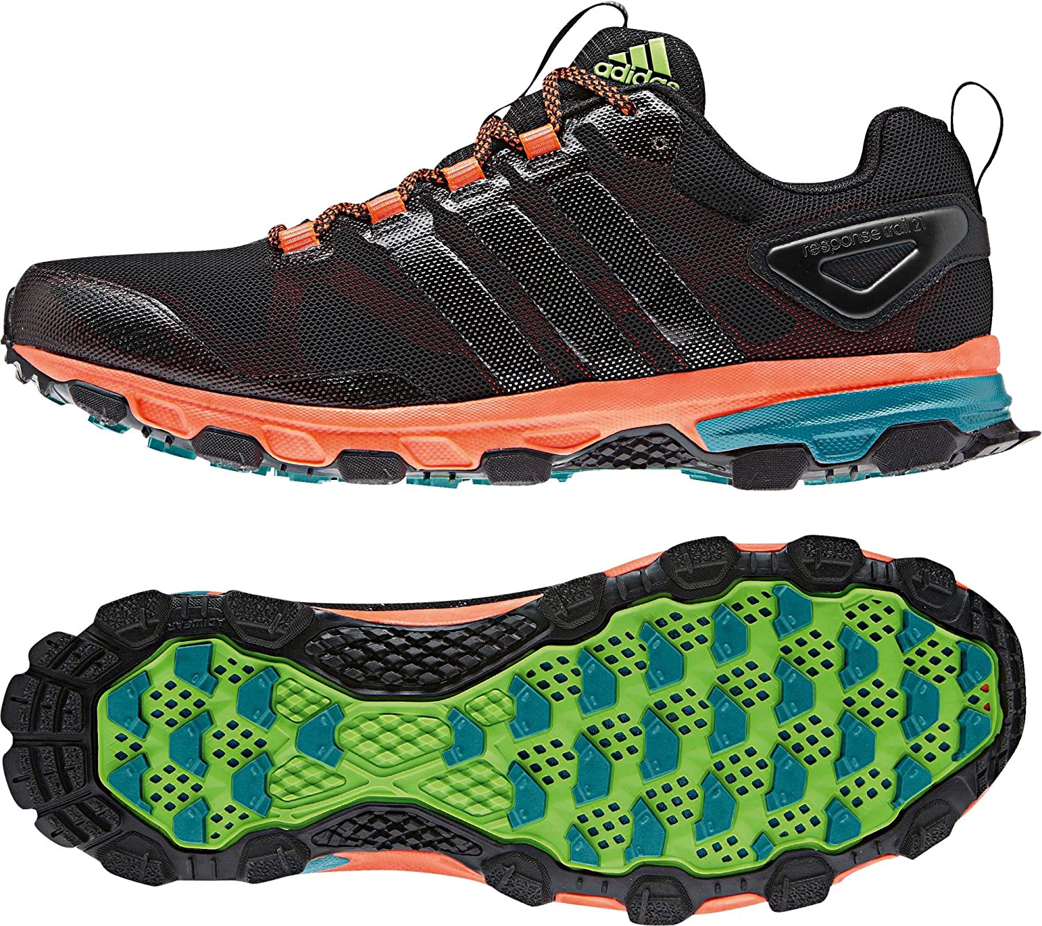 pistola Cita Absay  adidas Performance Response Trail 21 M mens Trail / Running Shoes:  Amazon.co.uk: Shoes & Bags