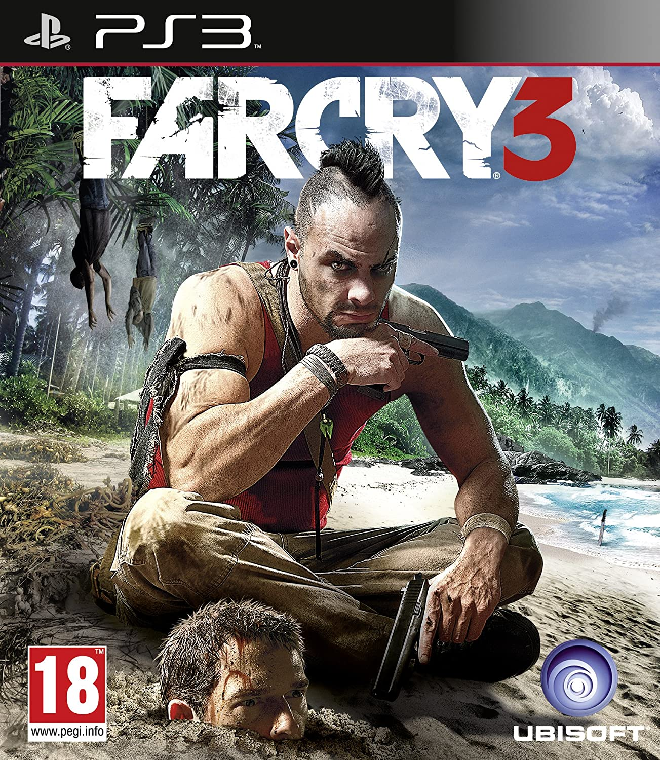 Image result for far cry 3 ps3