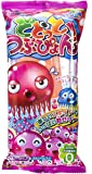 Japan Kracie Dodotto Tsubupyon Grape Flavor 2013 March NEW!! DIY Candy Happy Kitchen Kit