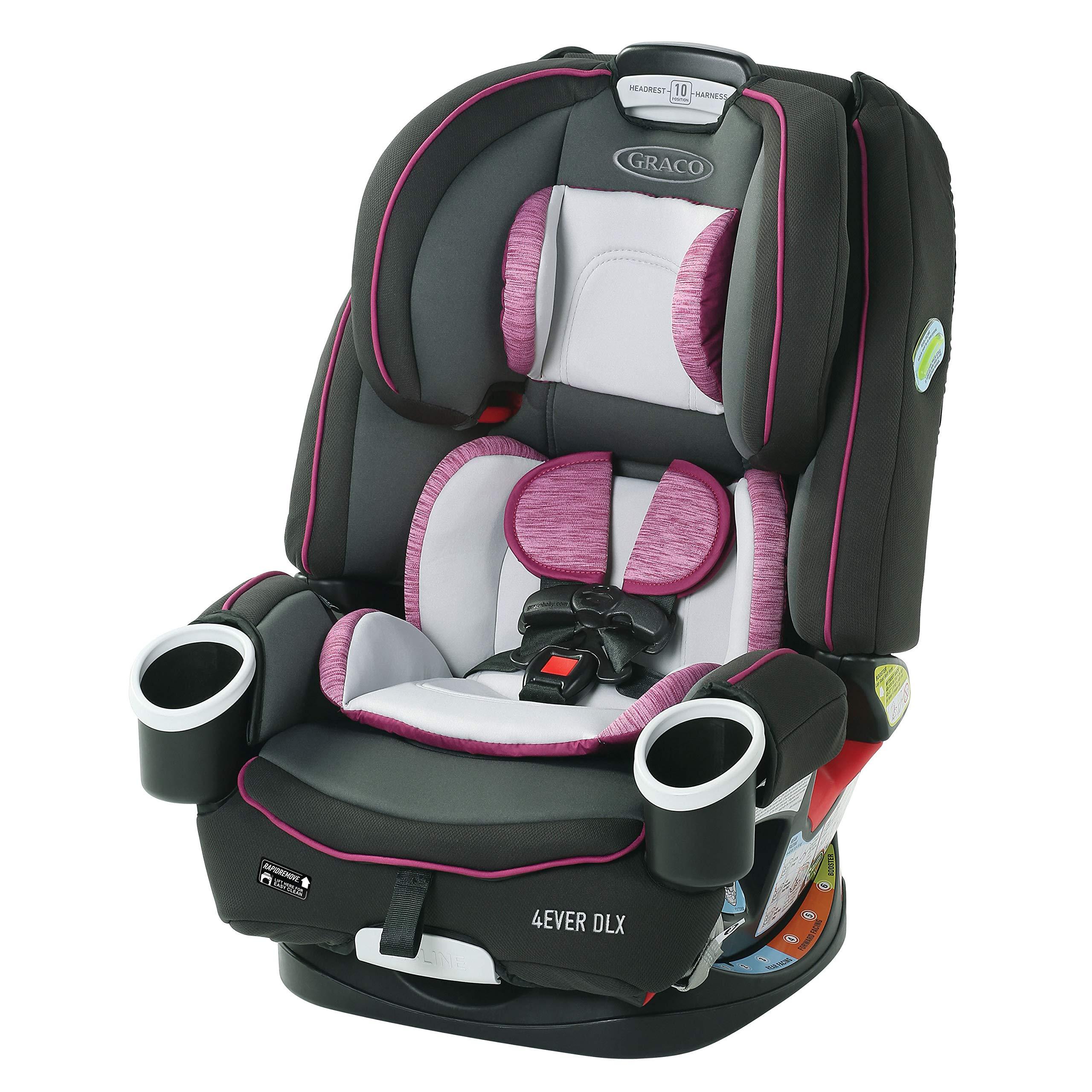 024d3b67b3a5 Galleon - Graco 4Ever DLX 4-in-1 Car Seat