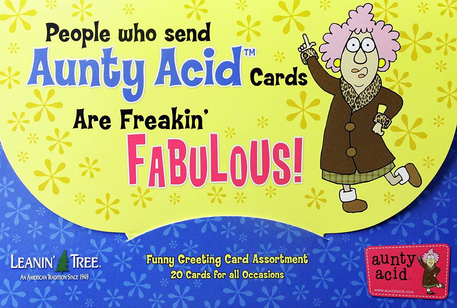 Amazon All Occasion Funny Greeting Card Assortment Boxed