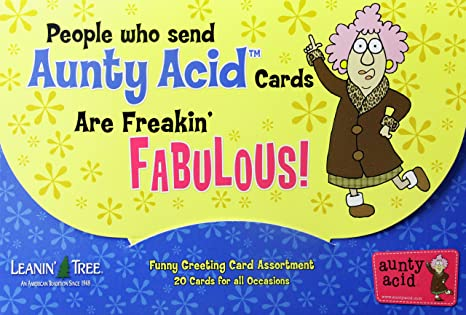 Amazon all occasion funny greeting card assortment boxed all occasion funny greeting card assortment boxed greeting cards 20 cards 22 envelopes quot m4hsunfo