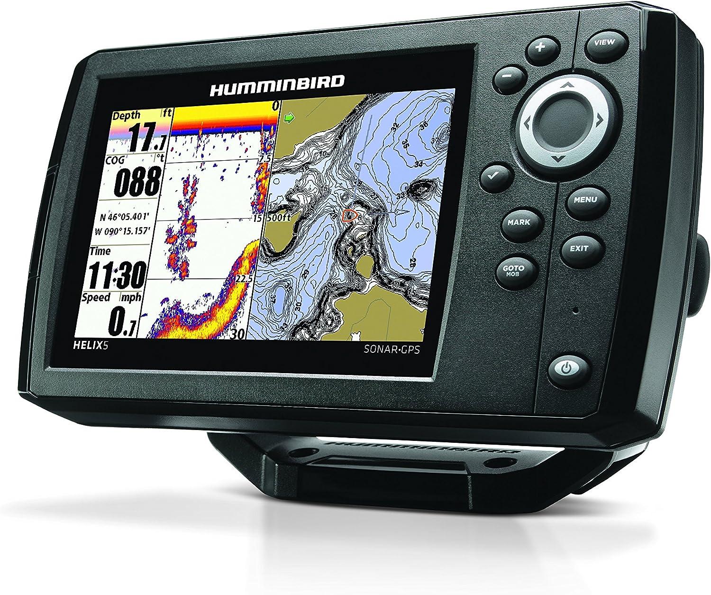 Humminbird Helix 5 GPSPlotter/Sonda: Amazon.es: Electrónica