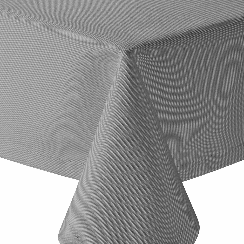 Tafeldecke Tafeldecke Tafeldecke Brilliant Leinenoptik Eckig 160x360 cm Champagner Creme - Farbe & Größe wählbar mit Fleckschutz - (E160x360CH) B079X2ZJTD Tischdecken b319c7