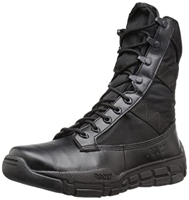 Rocky Men's Ry008 Military and Tactical Boot Black 12 W US