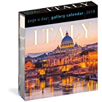 Italy Page-A-Day Gallery Calendar 2019