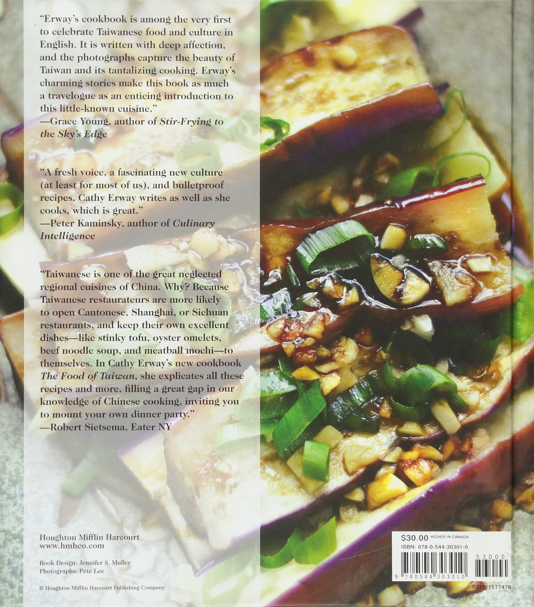 The food of taiwan recipes from the beautiful island cathy erway the food of taiwan recipes from the beautiful island cathy erway 9780544303010 amazon books forumfinder Choice Image