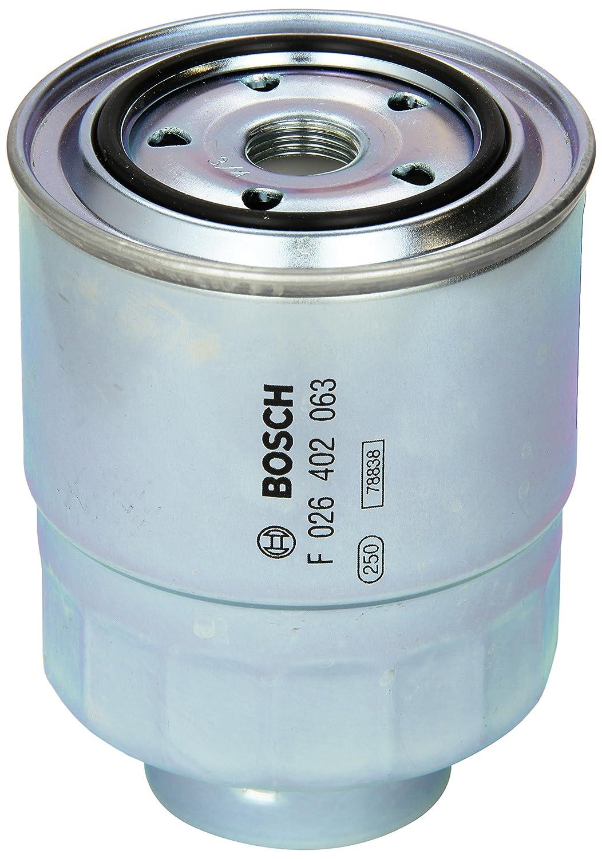 Bosch F026402063 Fuel-Filter Box Robert Bosch GmbH Automotive Aftermarket