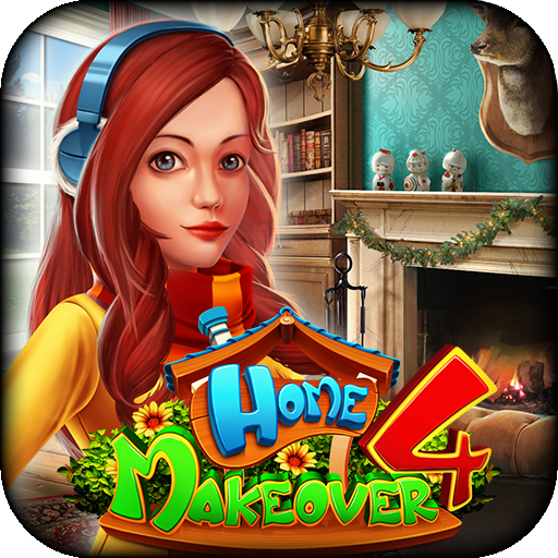 (Home Makeover 4 - Hidden Object Game)