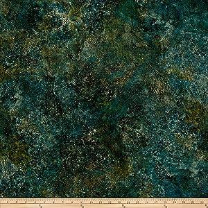 Northcott Stonehenge Gradations Basics Blender Blue Planet Quilt Fabric By The Yard, Blue Planet