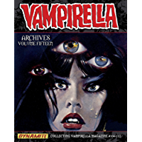Vampirella Archives Vol. 15 (English Edition)