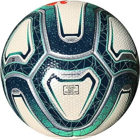 PUMA La liga Santander 2019/20 Official Match Ball White Green Glimmer FIFA Quality Pro: Amazon.es: Deportes y aire libre