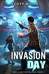 Invasion Day: They Came for Blood Kindle Edition