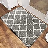 """Indoor Outdoor Doormat, 20""""x 32"""" Front Door Rug Super Absorbent Machine Washable Inside Door Mat, Non Slip Low-Profile Resist"""