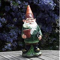 FHFY Gnomo de jardín para Padres, Cheeky