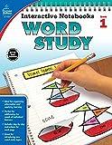 Interactive Notebooks Word Study, Grade 1