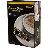 Hellma expresso zartbitter kaffeebohne, saveur chocolat, en carton, 40, 44 g