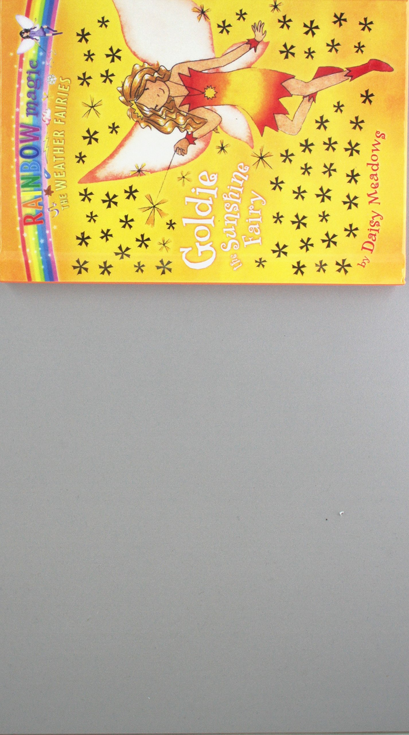 Read Online Goldie the Sunshine Fairy (Rainbow Magic) pdf